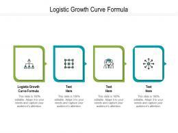 Logistic Growth Curve Formula Ppt Powerpoint Presentation File Slide Portrait Cpb