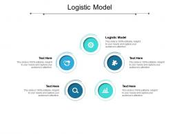 Logistic Model Ppt Powerpoint Presentation Infographic Template Example Topics Cpb