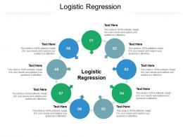 Logistic Regression Ppt Powerpoint Presentation Layouts Mockup Cpb