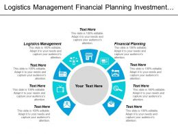 Logistics Management Financial Planning Investment Strategy Marketing Strategies Cpb