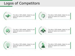 Logos Of Competitors Powerpoint Images