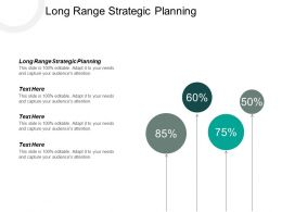 Long Range Strategic Planning Ppt Powerpoint Presentation Portfolio Graphics Cpb