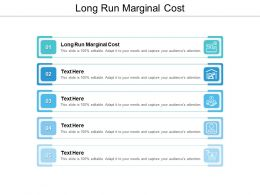 Long Run Marginal Cost Ppt Powerpoint Presentation Summary Icons Cpb