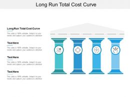 Long Run Total Cost Curve Ppt Powerpoint Presentation Show Portfolio Cpb