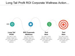 Long Tail Profit Roi Corporate Wellness Action Planning Worksheet Cpb