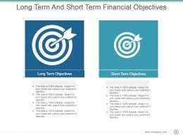 long_term_and_short_term_financial_objectives_powerpoint_slide_design_ideas_Slide01