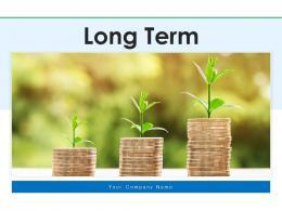 Long Term Business Goals Awareness Strategies Success Communication