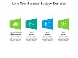 Long Term Business Strategy Examples Ppt Powerpoint Presentation Infographics Files Cpb