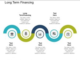 Long Term Financing Ppt Powerpoint Presentation Layouts Sample Cpb