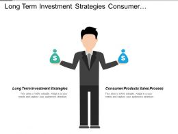 Long Term Investment Strategies Consumer Products Sales Process Cpb