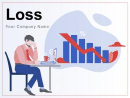 Loss Business Revenue Growth Statistic Ongoing Company
