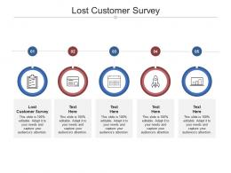 Lost Customer Survey Ppt Powerpoint Presentation Pictures Gallery Cpb