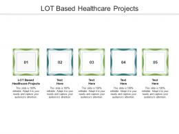 LOT Based Healthcare Projects Ppt Powerpoint Presentation Gallery Graphics Cpb