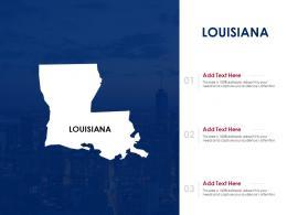 Louisiana Powerpoint Presentation PPT Template