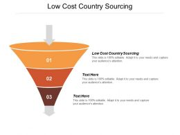 Low Cost Country Sourcing Ppt Powerpoint Presentation Portfolio Images Cpb