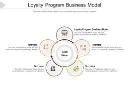 Loyalty Program Business Model Ppt Powerpoint Presentation Show Cpb
