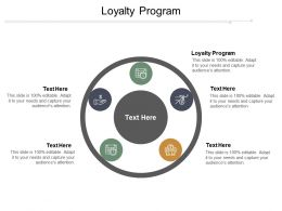 Loyalty Program Ppt Powerpoint Presentation Gallery Mockup Cpb