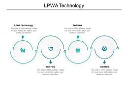 LPWA Technology Ppt Powerpoint Presentation Infographic Template Guidelines Cpb