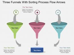 9196841 Style Hierarchy Flowchart 3 Piece Powerpoint Presentation Diagram Infographic Slide