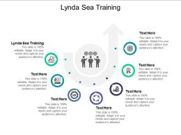 Lynda Sea Training Ppt Powerpoint Presentation Gallery Slides Cpb
