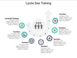 Lynda Sea Training Ppt Powerpoint Presentation Gallery Slides Cpb