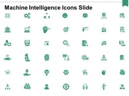 Machine Intelligence Icons Slide Business Ppt Powerpoint Presentation Portfolio Introduction
