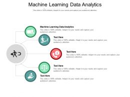 Machine Learning Data Analytics Ppt Powerpoint Presentation Summary Cpb