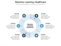 Machine Learning Healthcare Ppt Powerpoint Presentation Professional Templates Cpb