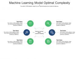 Machine Learning Model Optimal Complexity Ppt Powerpoint Presentation File Format Cpb