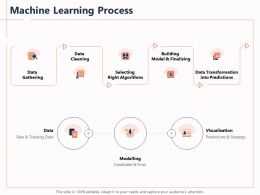 Machine Learning Process Candidate Raw Ppt Powerpoint Presentation Outfit
