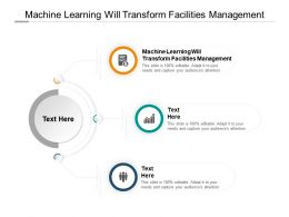 Machine Learning Will Transform Facilities Management Ppt Powerpoint Ideas Cpb