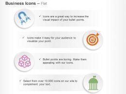magnet_target_selction_banking_solution_ppt_icons_graphics_Slide01