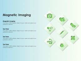 Magnetic Imaging Ppt Powerpoint Presentation Summary Background
