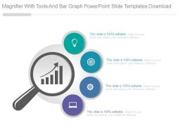 magnifier_with_tools_and_bar_graph_powerpoint_slide_templates_download_Slide01