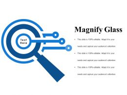Magnify Glass Ppt Ideas Designs Download