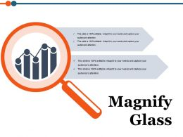 Magnify Glass Ppt Samples Download
