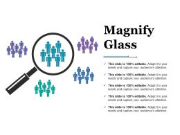 Magnify Glass Ppt Styles Themes