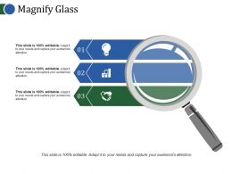 Magnify Glass Presentation Examples