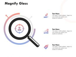 Magnify Glass Technology K237 Ppt Powerpoint Presentation Icon Designs