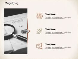 Magnifying Big Data I310 Ppt Powerpoint Presentation Icon Outfit