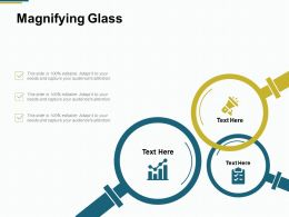 Magnifying Glass Big Data B142 Ppt Powerpoint Presentation Gallery Ideas
