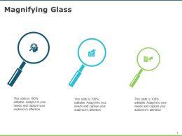 Magnifying Glass Big Data Technology D64 Ppt Powerpoint Presentation Infographics Ideas