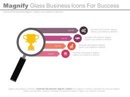 99413150 Style Essentials 2 Our Goals 4 Piece Powerpoint Presentation Diagram Infographic Slide