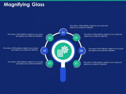 Magnifying Glass Capture N215 Ppt Powerpoint Presentation Visuals