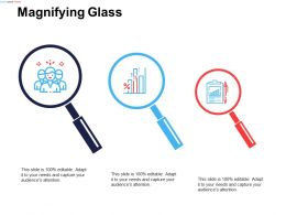 Magnifying Glass Management Marketing C607 Ppt Powerpoint Presentation Icon Design Templates