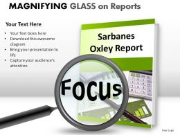 magnifying_glass_on_reports_powerpoint_presentation_slides_Slide01