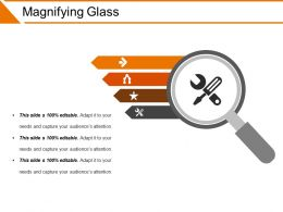 Magnifying Glass Powerpoint Slide Images