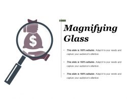 Magnifying Glass Powerpoint Slide Rules