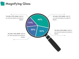 Magnifying Glass Powerpoint Topics