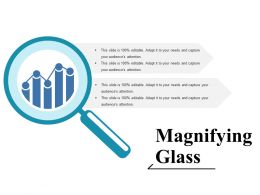 Magnifying Glass Ppt Backgrounds